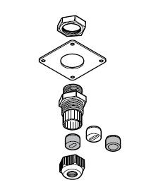 IEK-25-04 (332523-000) Набор для прохода через теплоизоляцию Insulation Entry Kit