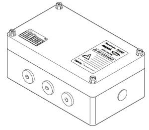 JB-EX-32/35MM2 (EE x e) (1244-006655) Соединительная коробка (3xM32) Junction Box (4x25)
