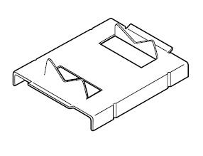 JBM-SPA (5 шт. в упаковке) (D55673-000) Адаптер для труб малого диаметра Small pipe adapter